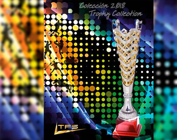 catálogo trofeos 2018